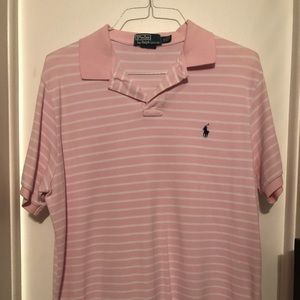 Ralph Lauren men's striped polo
